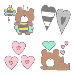 Various emoji 601 adult cut...