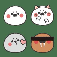 อิโมจิไลน์ Thenothingseal Emoji 1