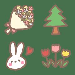 อิโมจิไลน์ Small cute party