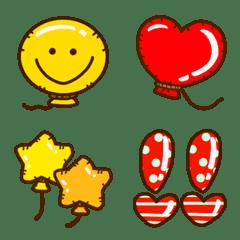 อิโมจิไลน์ BonBon congratulations Emoji