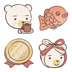 อิโมจิไลน์ easy to use emoji part 2 by tatamoha