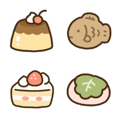 Cute snack emoji