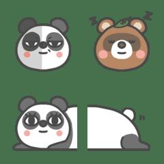 Panda, sometimes panda