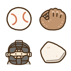 baseball emoji(cute)