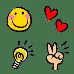 Easy to use! Simple Emoji 2