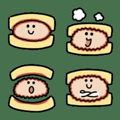 Katsu sandwich Emoji