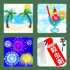 Midsummer emoji