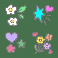 Pastel mix Emoji