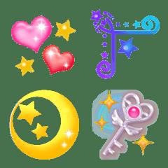 อิโมจิไลน์ Pastel Magic