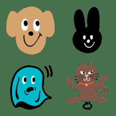 UC himura's various emojis