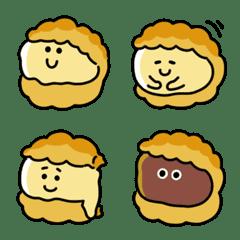cream puff Emoji