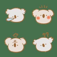 尾熊仔與寶寶表情 1