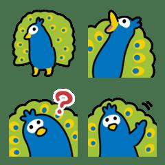 Peafowl Emoji