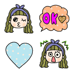 Various emoji 636 adult cute simple