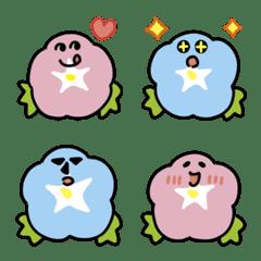 Morning glory Emoji