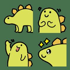 Stegosaurus Emoji