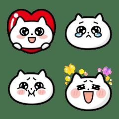 Chubby surreal my cat < Emoji > part2