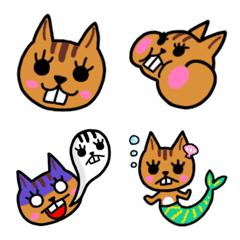 Risuchan's Emoji