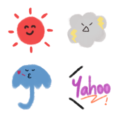 Weather Simple Emoji