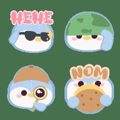 Belly The Penguin Cute Emoji