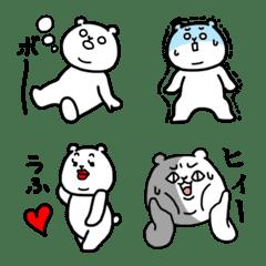 Mr.yurukuma Handwriting Emoji 2