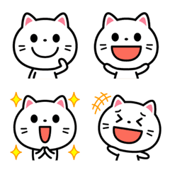 Emoji of the cat