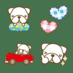 My little dog Shiro [Emoji]