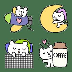 Various emoji 655 adult cute simple
