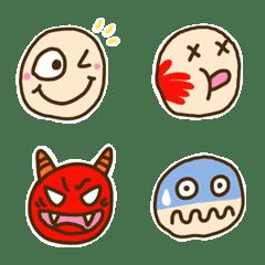Annoying face KIDOAIRAKU