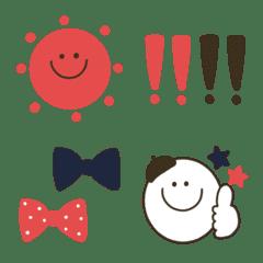 Basic daily emoji.