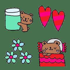 Various emoji 659 adult cute simple
