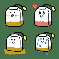 Tea bag Emoji