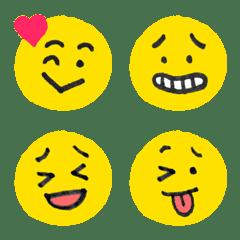 loose smile Emoji