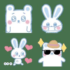 USATOSIROKUMA 1 Emoji