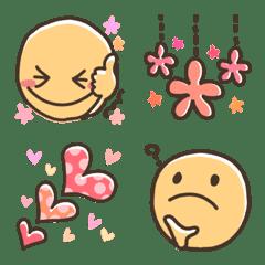 Colorful mix emoji