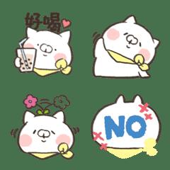 小貓表情貼4