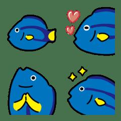 Paracanthurus Emoji