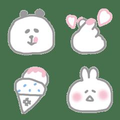 pastel pastel emoji