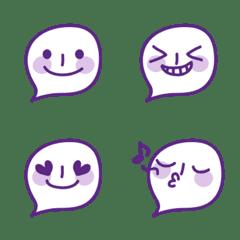speech balloon expression