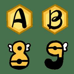 Honey Bee Font Style