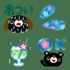 EMOJIBURAKUMA-Summer2