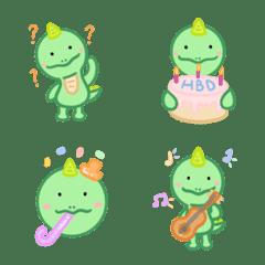 Dino Dino Emoji
