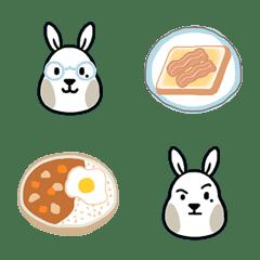 兔子先生的日常