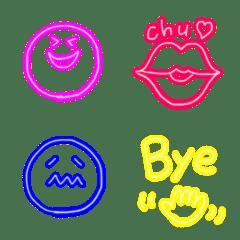 Pop!!Neon emoji