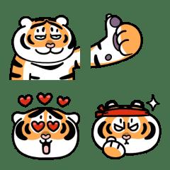 เสืออ้วนลงเขา อิโมจิ