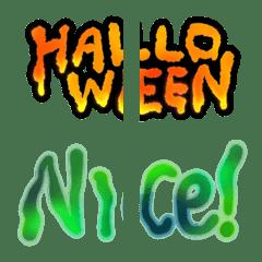 Tsunagete halloween greeting