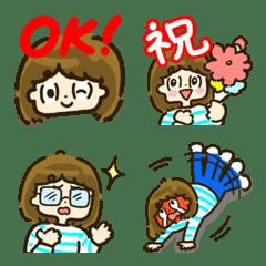 san's Emoji