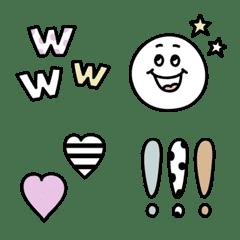 THE emoji 52nuancecolor