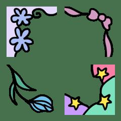 Design frame Emoji 6