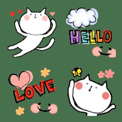 Mochineko Emoji 2